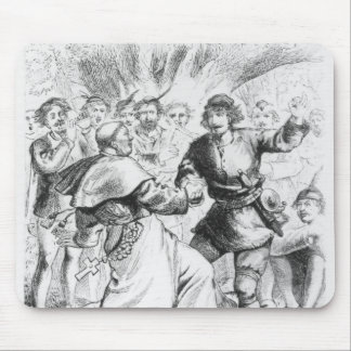 Robin Hood and the Bishop Mouse Pad