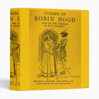 Robin Hood As Told Binder