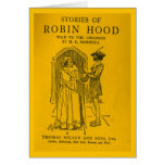 Robin Hood As Told Greeting Card