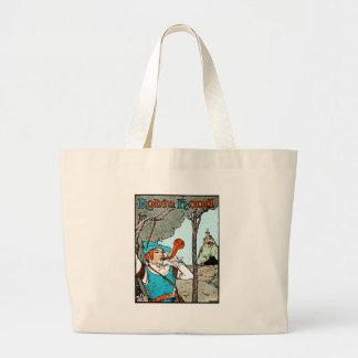 Robin Hood Canvas Bag