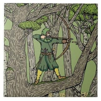Robin Hood Ceramic Tile