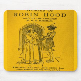 Robin Hood como dijo Mousepad Alfombrillas De Ratón