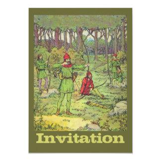 Robin Hood en el bosque Comunicado Personal