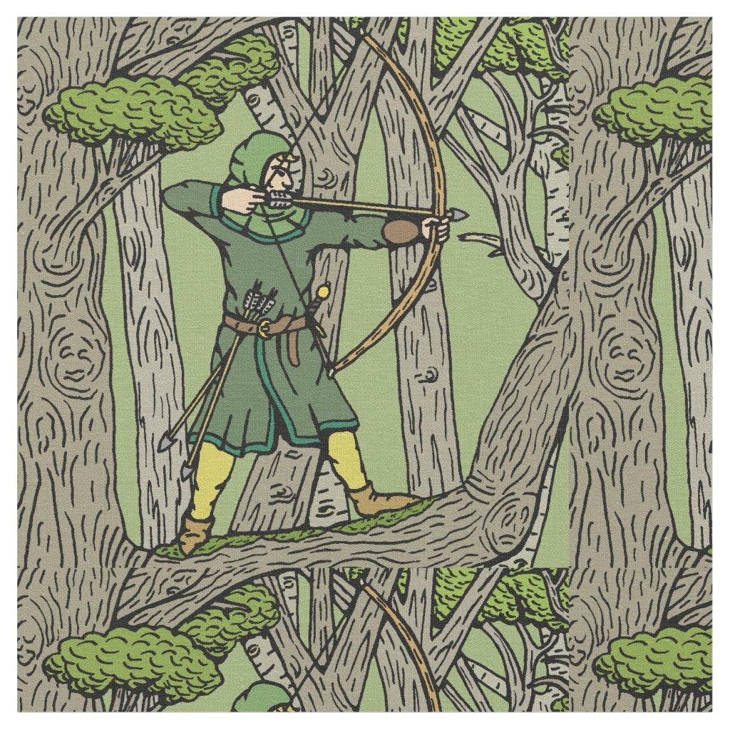 Robin Hood Fabric