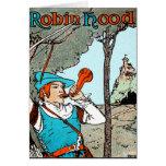 Robin Hood Felicitacion
