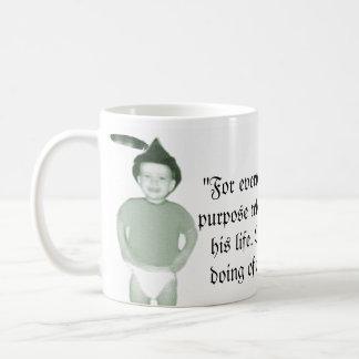 Robin Hood Good Deeds Coffee Mug