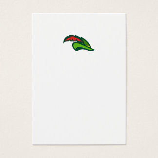 Robin Hood Hat Retro Business Card