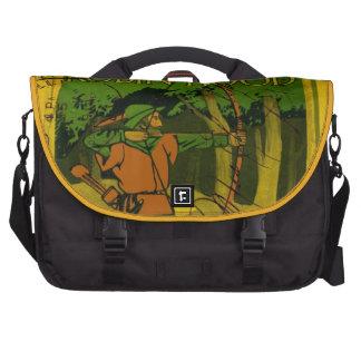 Robin Hood, His Bow and Arrow Commuter Bag