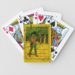 Robin Hood, His Bow and Arrow Bicycle Playing Cards