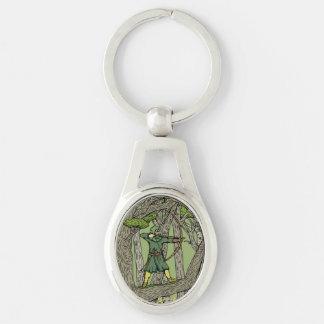 Robin Hood Keychain