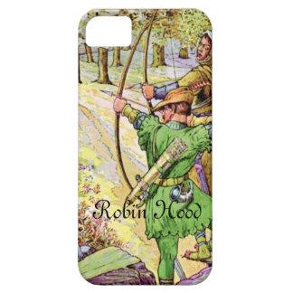 Robin Hood la cubierta de Archer Iphone iPhone 5 Carcasa