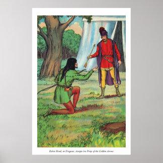 Robin Hood - la flecha de oro Póster
