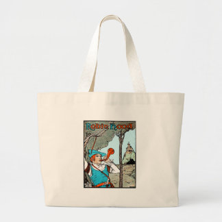 Robin Hood Large Tote Bag