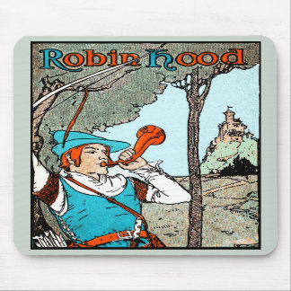 Robin Hood Mouse Pads
