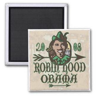 Robin Hood Obama Magnet