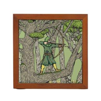 Robin Hood Pencil/Pen Holder