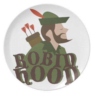 Robin Hood Plato