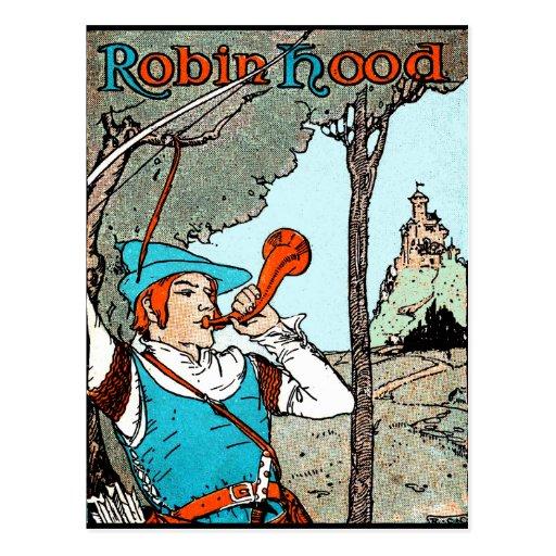 Robin Hood Postal