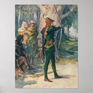 Robin Hood Print