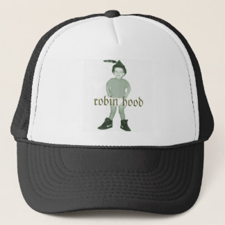 Robin Hood Rules Trucker Hat