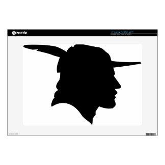 """Robin-Hood Skin For 15"""" Laptop"""