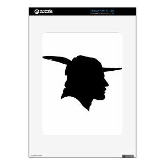 Robin-Hood Skin For The iPad