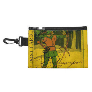 Robin Hood, su arco y flecha