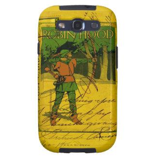 Robin Hood, su arco y flecha Samsung Galaxy S3 Cobertura