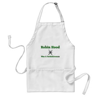 Robin Hood Was A Yorkshireman