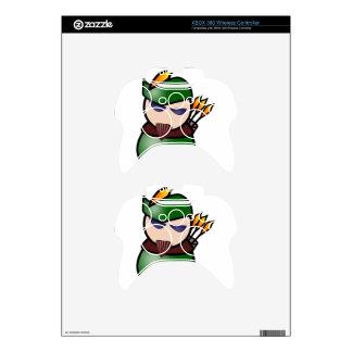 Robin-Hood Xbox 360 Controller Decal