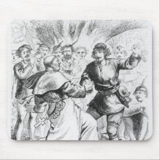 Robin Hood y el obispo Tapete De Ratones