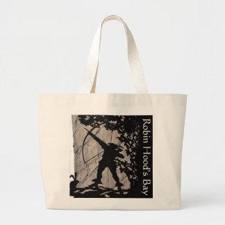 Robin Hood's Bay Tote Bags