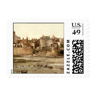 Robin Hood's Bay II, Whitby, Yorkshire, England Stamps