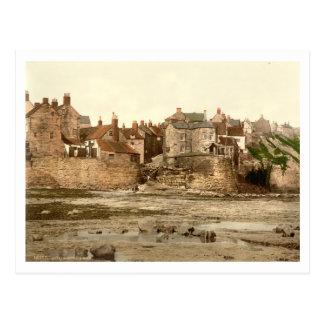 Robin Hood's Bay II, Whitby, Yorkshire, England Postcard
