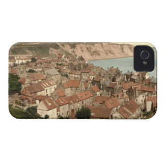 Robin Hood's Bay, Whitby, Yorkshire, England iPhone 4 Case