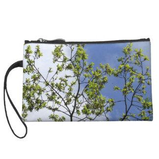 Robin Hood's Major Oak Tree Wristlet Wallet