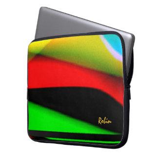 Robin laptop sleeve