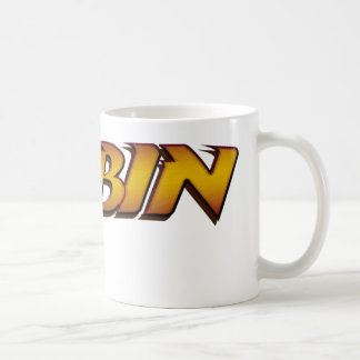 Robin Logo 2 Coffee Mug
