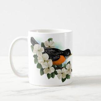 Robin Mug mug