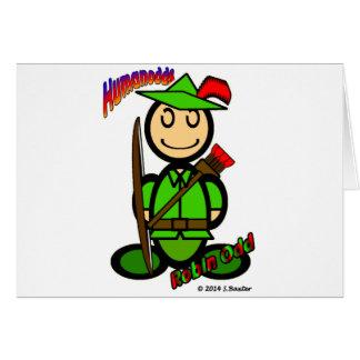 Robin Odd (with logos) Card