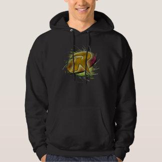 Robin -R Hooded Sweatshirt