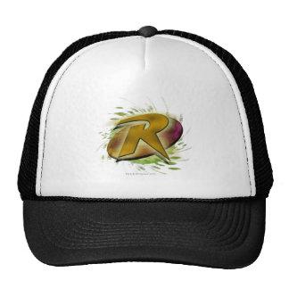 Robin -R Trucker Hat
