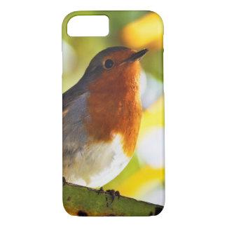Robin red breast bird iPhone 7 case