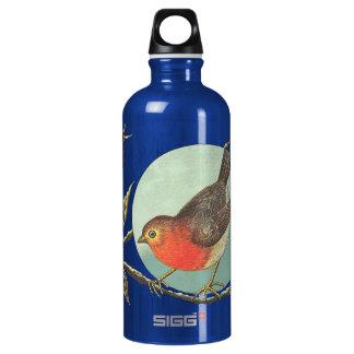 Robin Red Breast SIGG Traveler 0.6L Water Bottle