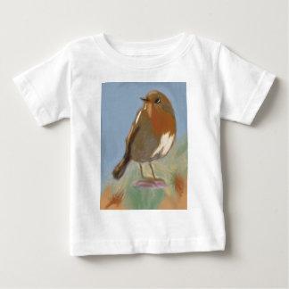 Robin Redbreast Baby T-Shirt
