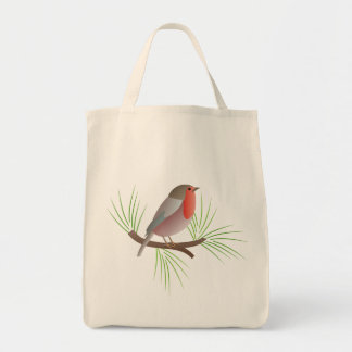 Robin Redbreast Bags