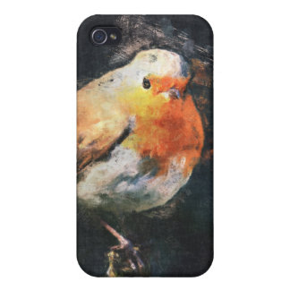 Robin Redbreast Case For iPhone 4