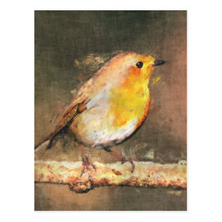 Robin Redbreast Postcards