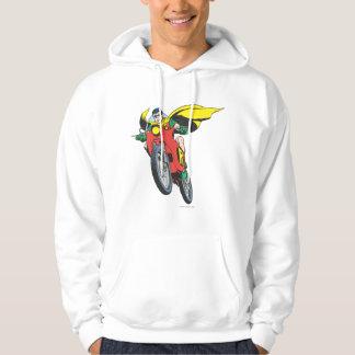 Robin Rides 2 Hoodie
