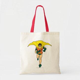 Robin Running Budget Tote Bag